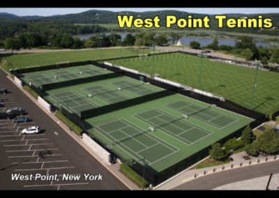 West Point Military Academy Tennis Courts